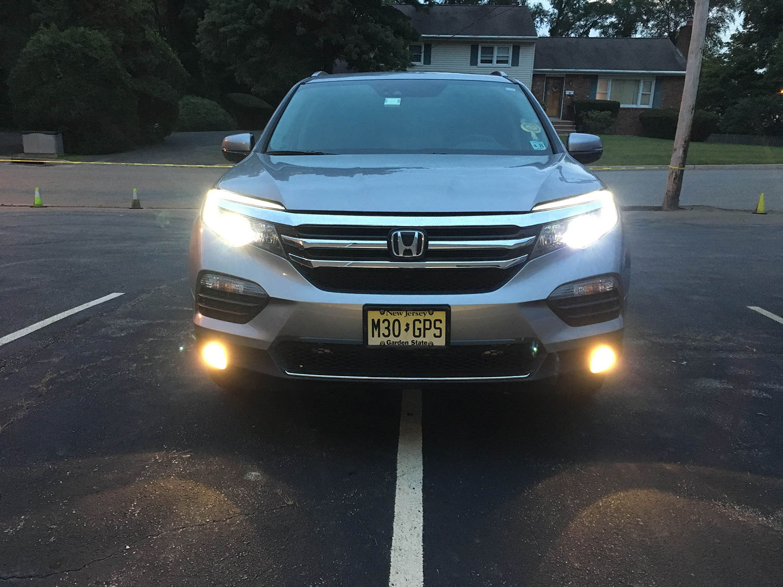 Elite LED Headlights - Honda Pilot - Honda Pilot Forums