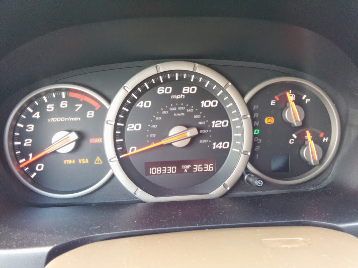 Honda Pilot Check Engine Light Vtm 4 Vsa Centralroots Com