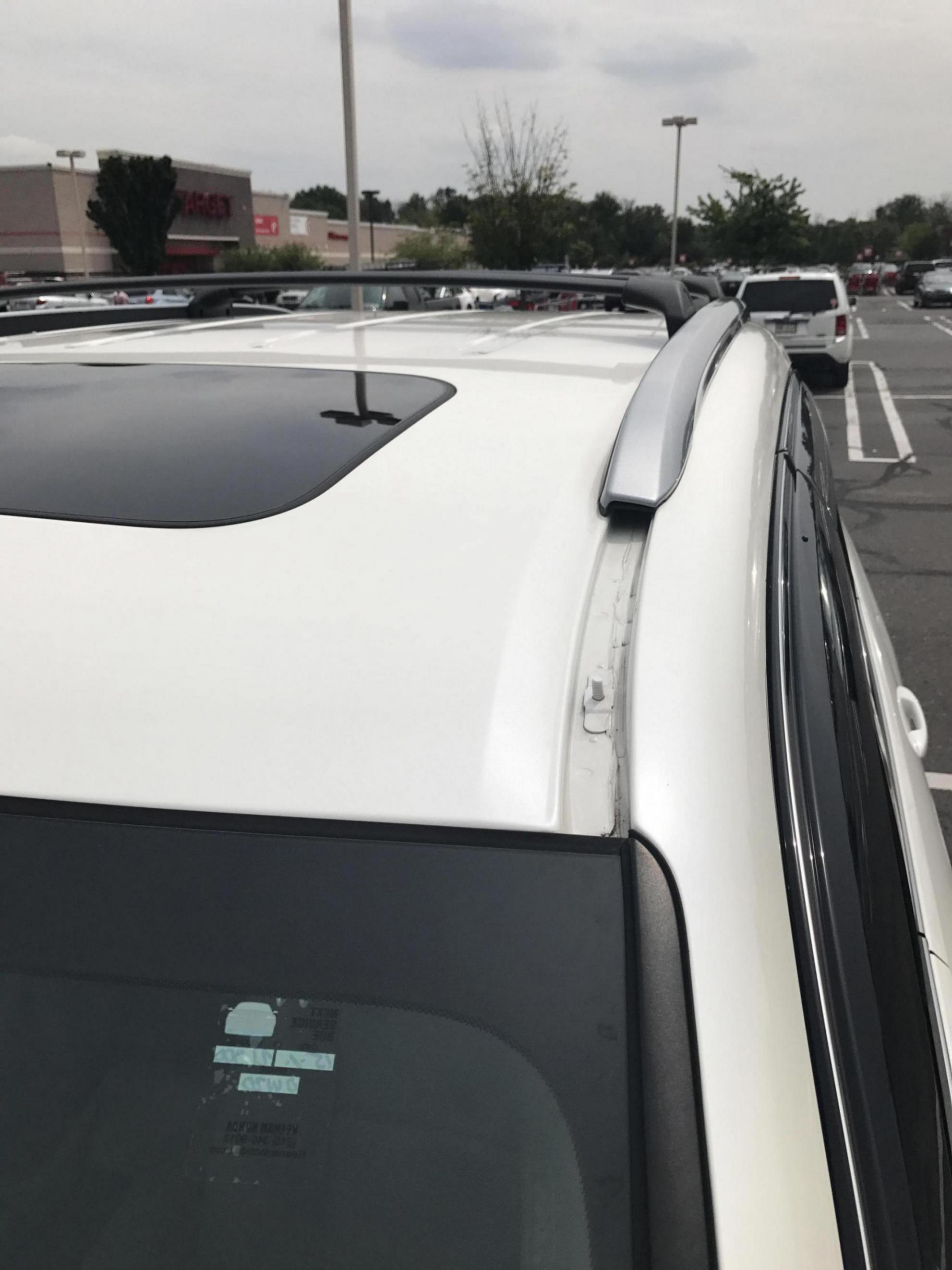 roof molding honda pilot honda pilot forums