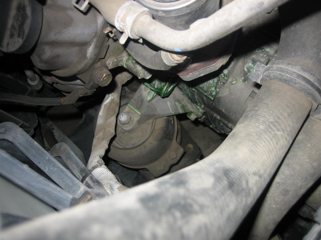 Leaking Coolant Passage Gasket - Honda Pilot - Honda Pilot Forums