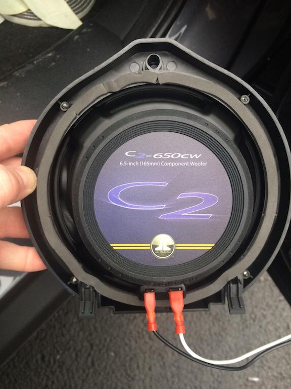 Pioneer 39120-T2A-A01 Genuine Honda Tweeter Speaker Assembly