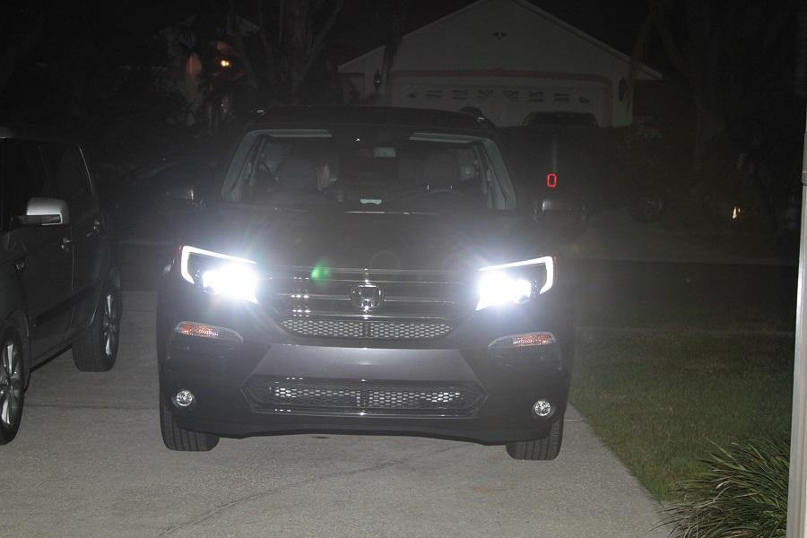 LED headlights - Page 2 - Honda Pilot - Honda Pilot Forums