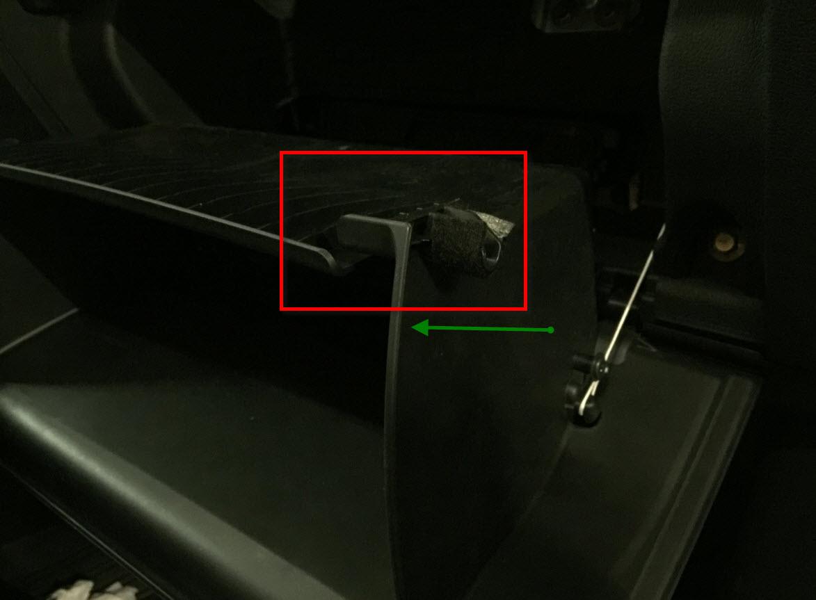 Cabin Air Filter Replacement - Honda Pilot - Honda Pilot Forums