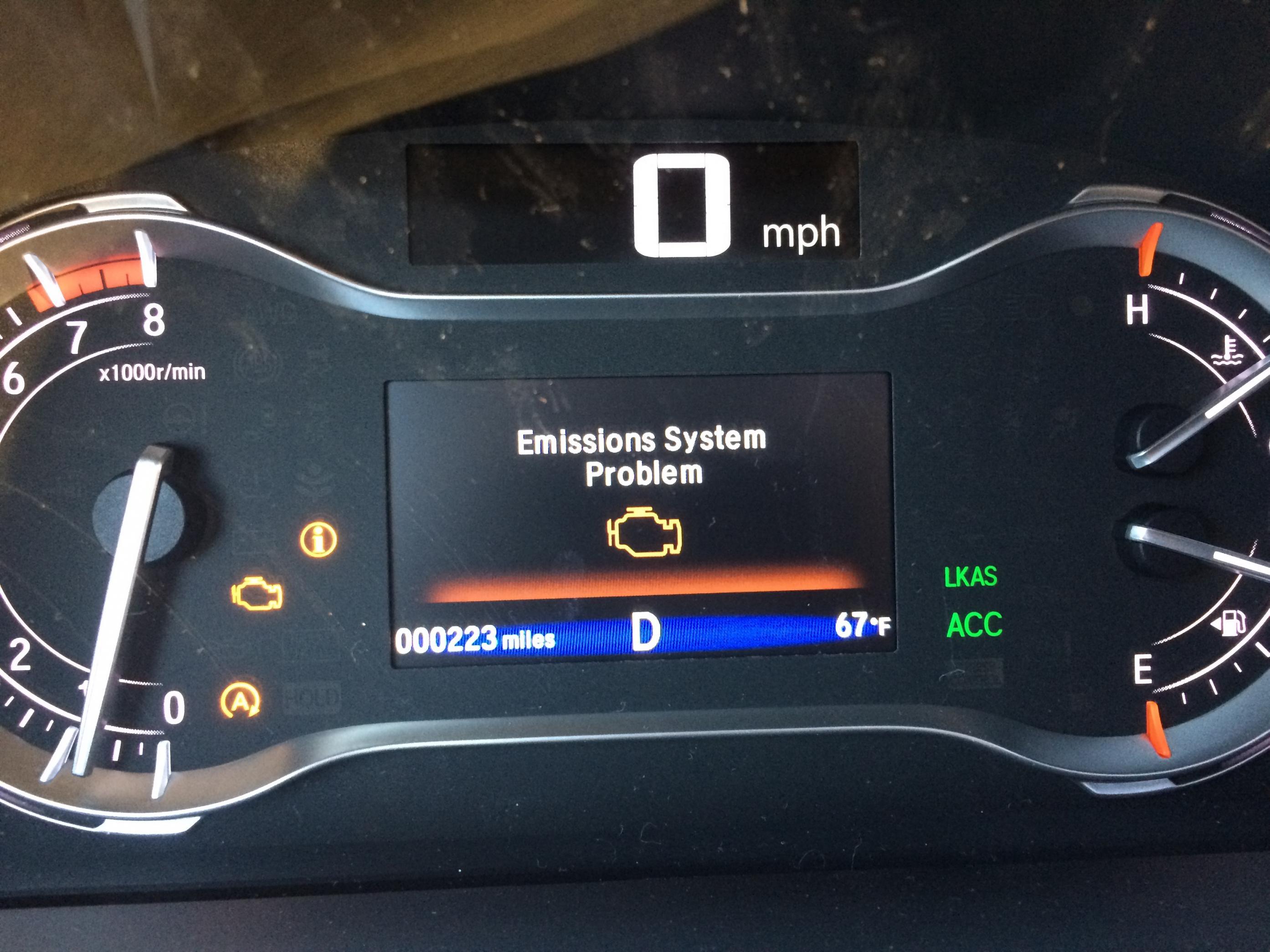 emissions light on honda civic | Best Cars Modified Dur A Flex