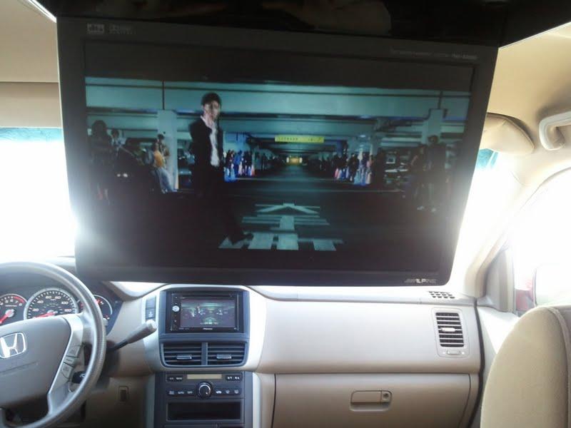 aftermarket overhead dvd - Honda Pilot - Honda Pilot Forums