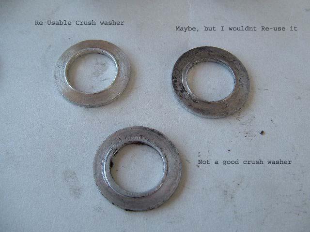 Crush Washer - 5/8