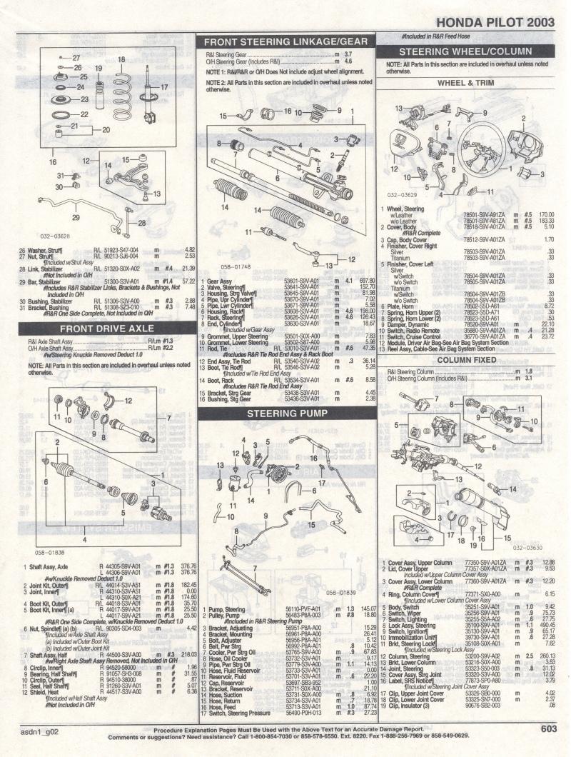 Honda Pilot Parts Schematic Data Wiring 2009 Diagram Example Electrical U2022 Rh 162 212 157 63 Diagrams 2006 Manual
