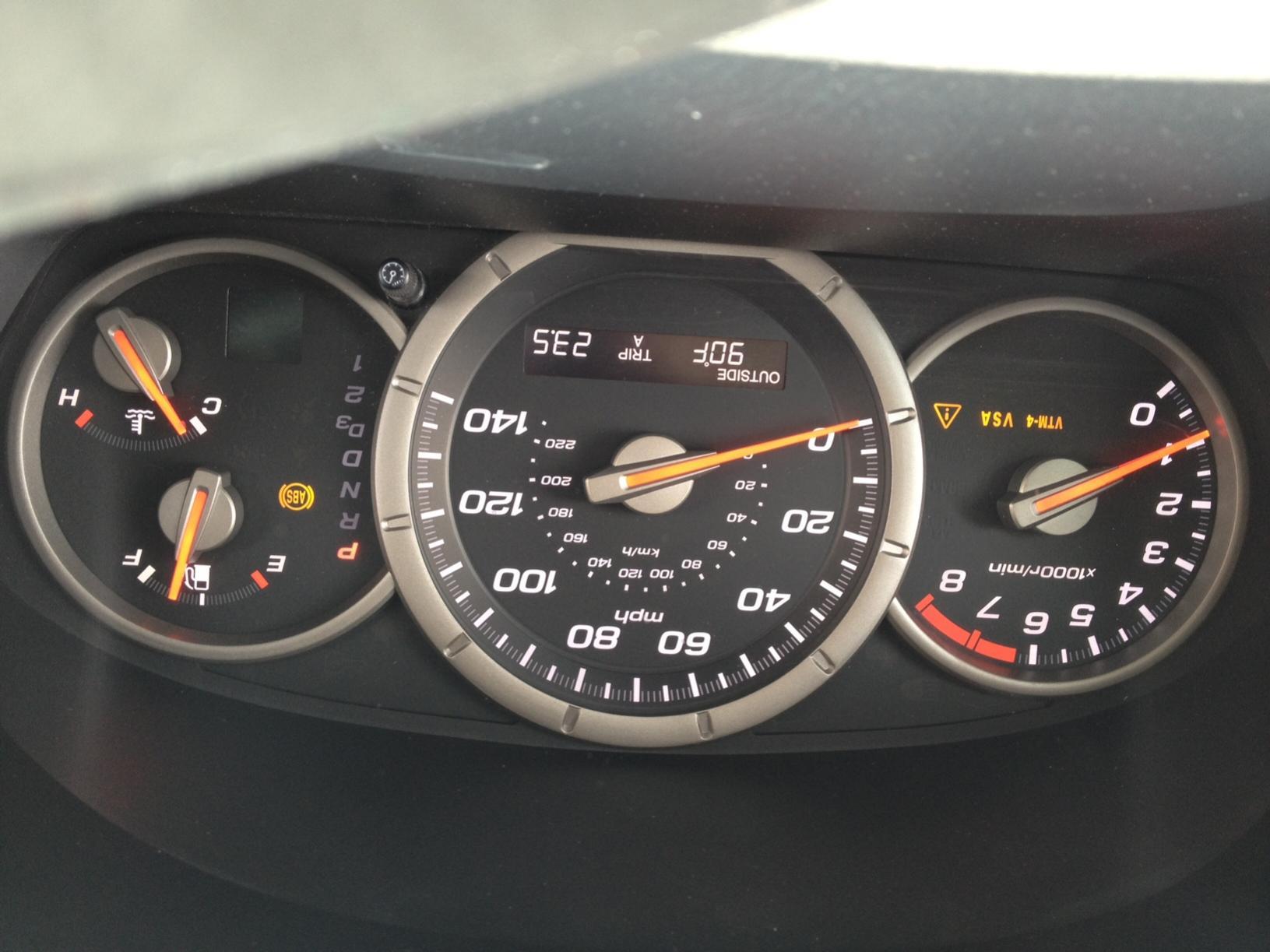 Abs Vtm 4 Vsa Indicator Lights Honda Pilot Honda Pilot Forums