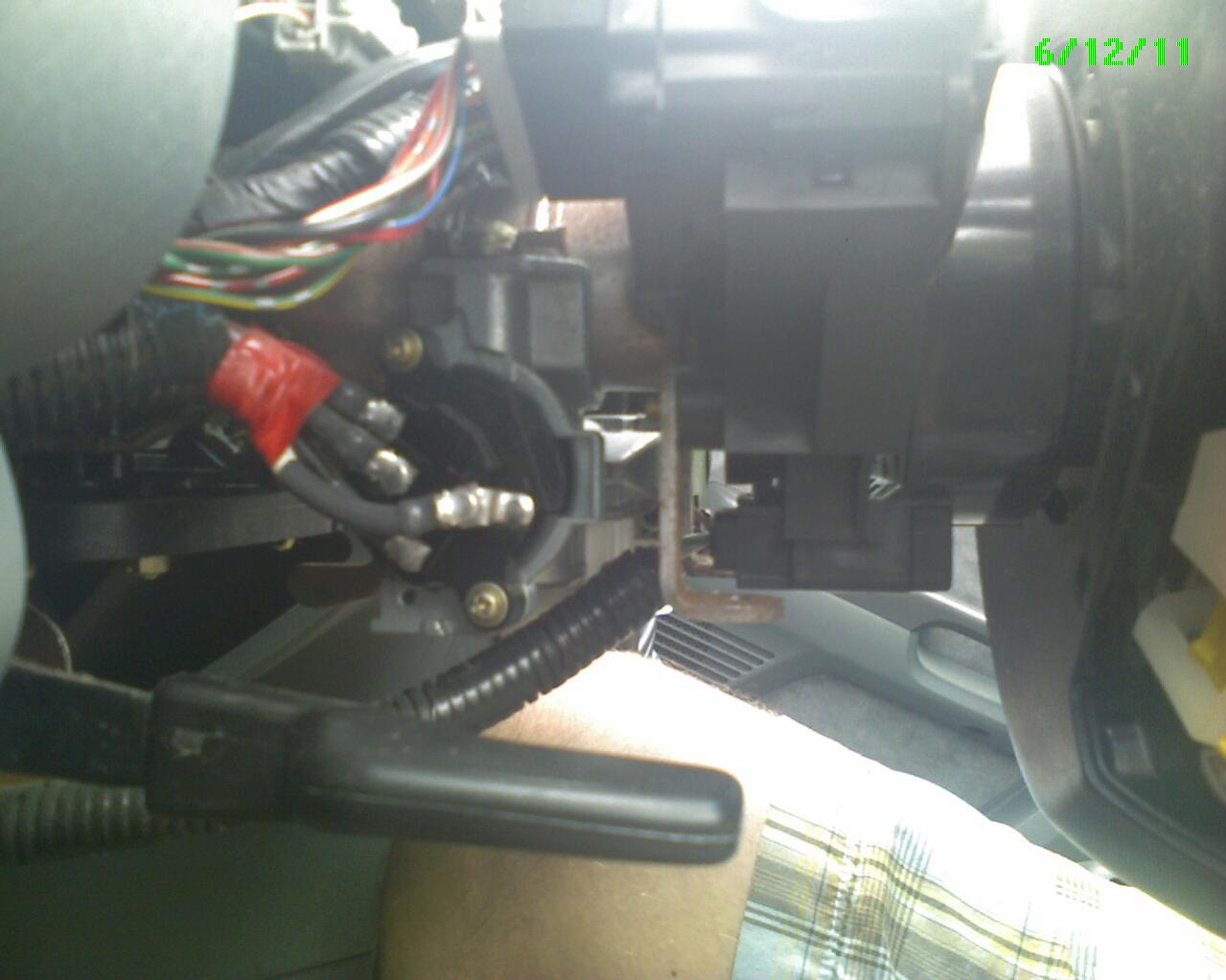 2003 Pilot Ignition Switch Problem Solution Honda 2006 Electrical Troubleshooting Manual Original Click Image For Larger Version Name Photo 061211 004 Views 7866 Size 909