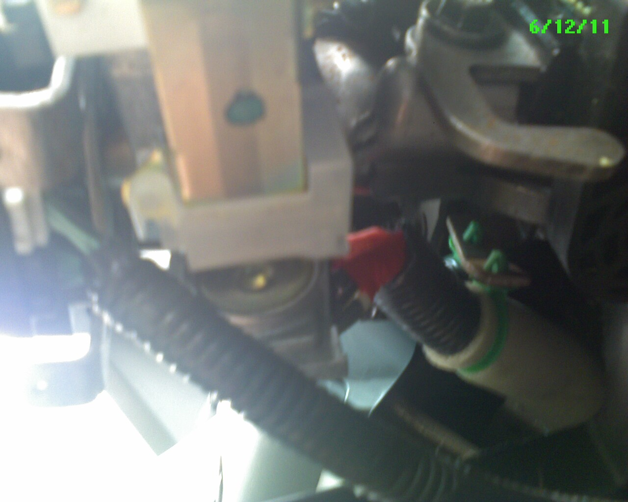 Piloted Ignition Source 2003 Honda Pilot Ignition