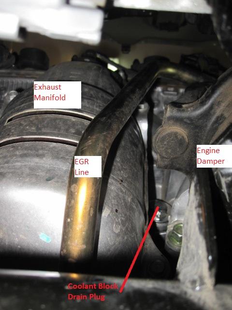 Engine Block Heater Install Questions - Honda Pilot ...