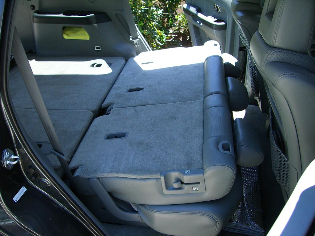 Right Side Middle Seat Doesn T Fold Flat Honda Pilot