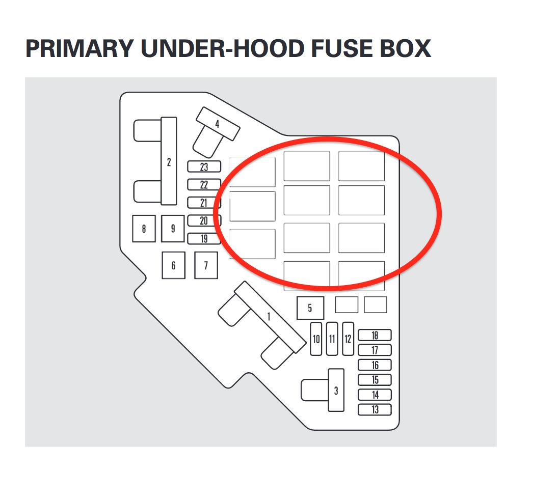 Click image for larger version Name: Pilot Main Under Hood Fuse Panel.png  Views