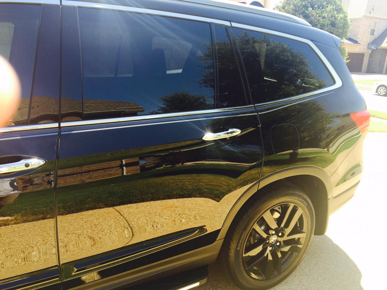Pinstripes | Honda Pilot - Honda Pilot Forums