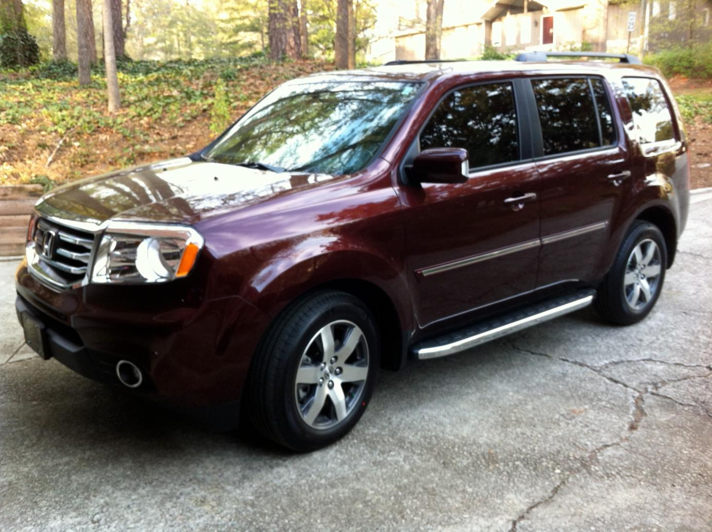 Running Boards For 2013 Pilot Honda Pilot Honda Pilot Forums