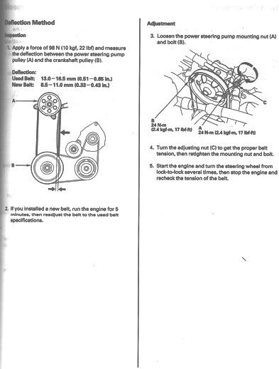 2003 Honda Pilot Service Manual Page 5 Honda Pilot Honda Pilot
