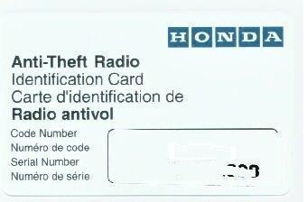 Fix Honda Radio Enter Code Lockout After Dead Battery Epicreviewstech Cc