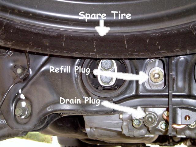 honda pilot rear differential fluid – Honda Worldwide