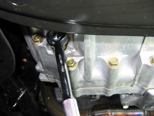 Transmission Fluid - Page 5 - Honda Pilot - Honda Pilot Forums