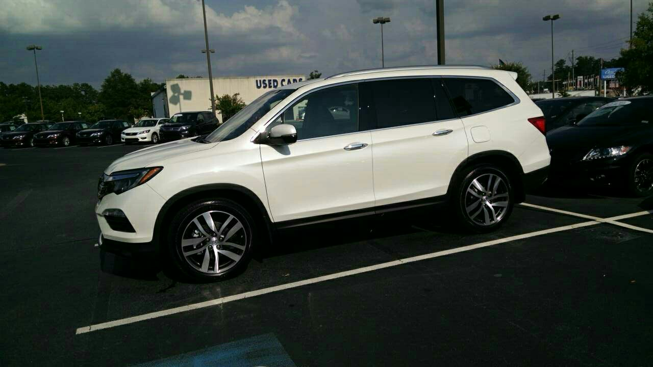 2016 Pilot prices paid - Page 18 - Honda Pilot - Honda Pilot Forums