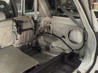 Honda pilot subwoofer replacement