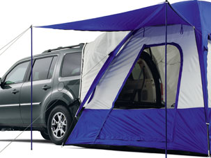 ... tent_mid.jpg ... & Anyone buy the Honda Tent? - Honda Pilot - Honda Pilot Forums
