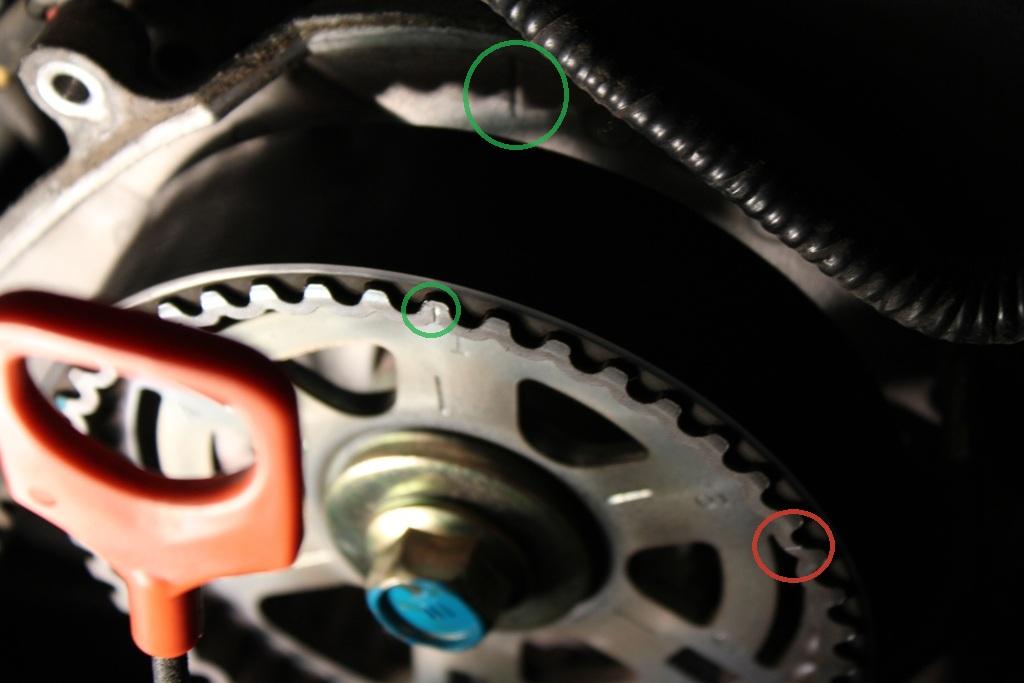 Timing Belt Alignment Honda Pilot Forums
