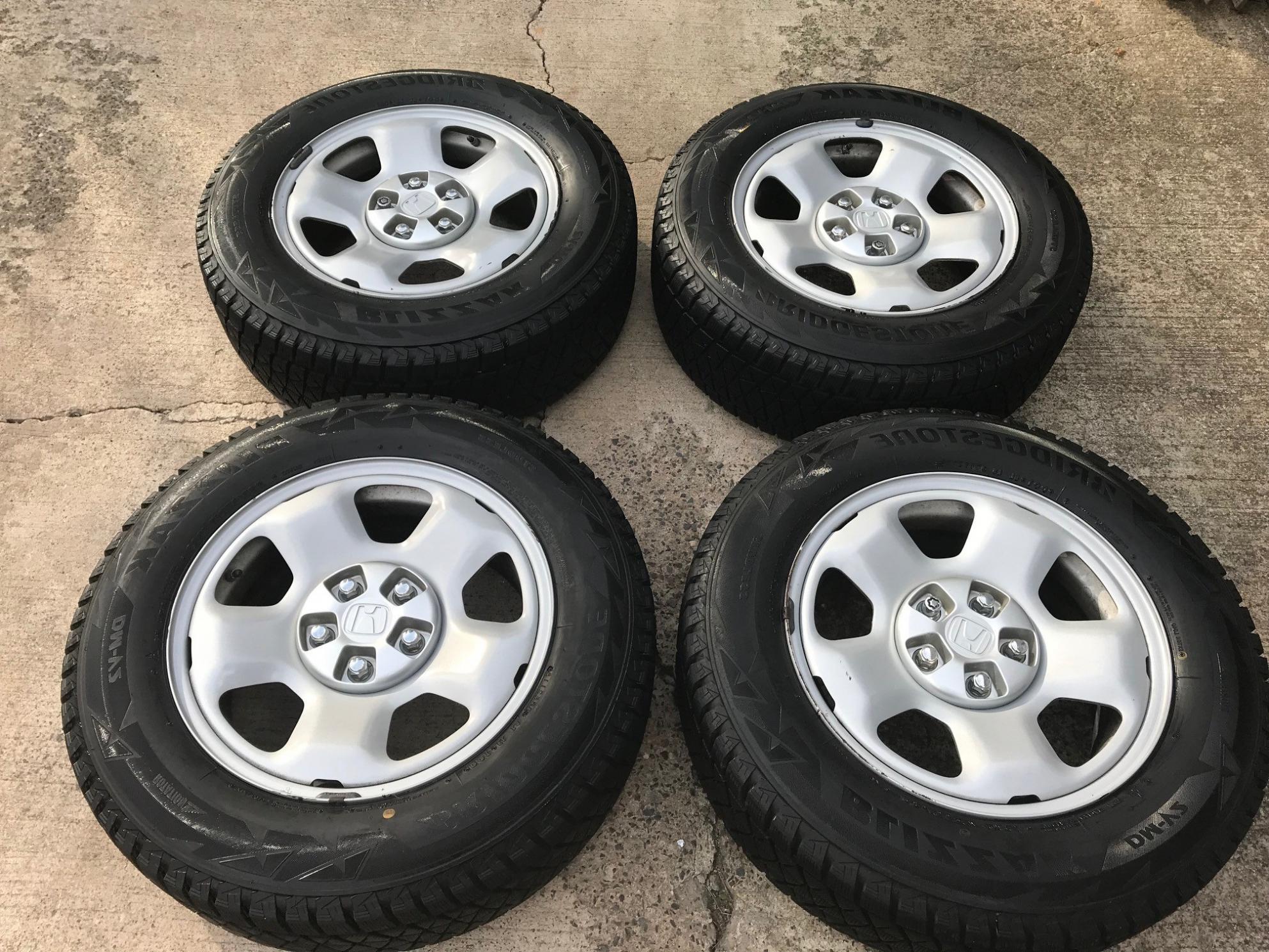 Blizzak snow tires for sale autos post for 2015 honda pilot tires