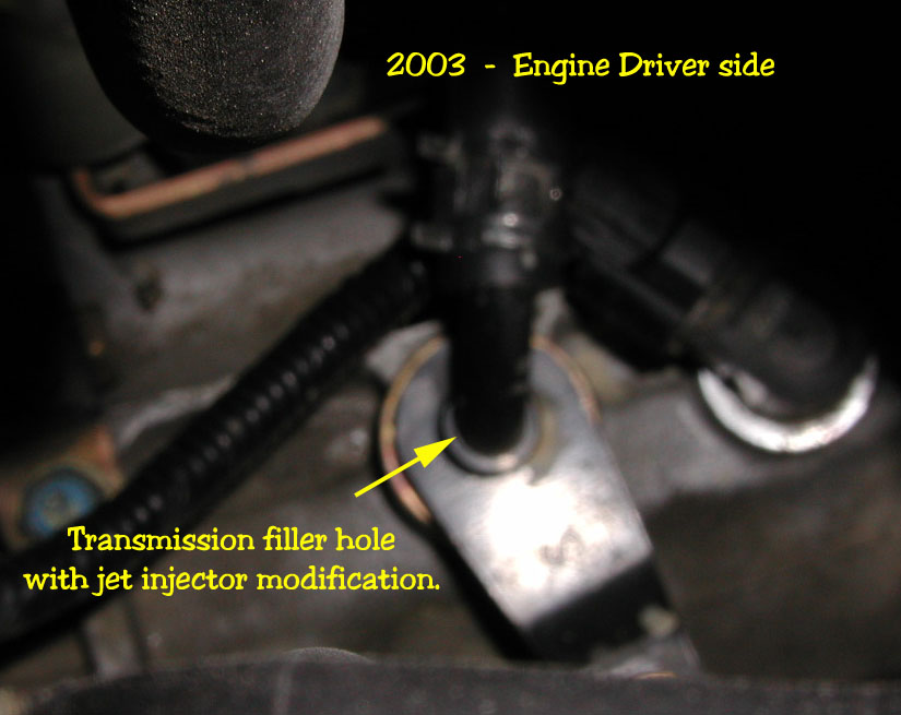 Transmission Fluid Changed Page 3 Honda Pilot Honda