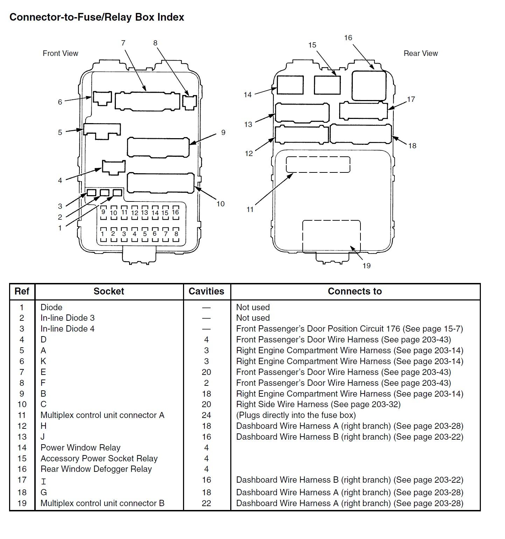 Speaker Wiring Help Honda Pilot S. Click For Larger Version Name Untitled 1 Views 370 Size. Honda. Honda Pilot Home Link Wiring Diagram At Scoala.co