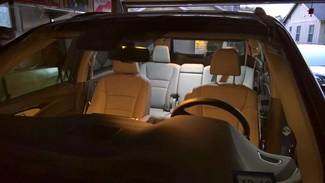 Interior Light Led Honda Pilot Honda Pilot Forums