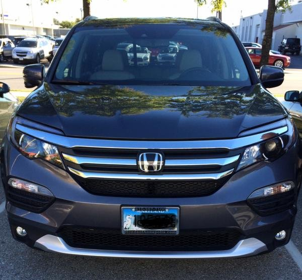 Showcase cover image for 16PilotEXL's 2016 Honda Pilot EX-L with Honda Sensing