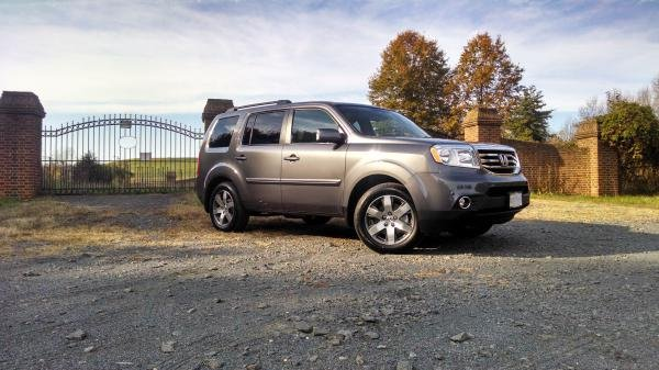 Showcase cover image for NoVA's 2015 Honda Pilot