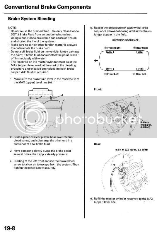 06 pilot mushy brakes | Honda Pilot - Honda Pilot Forums