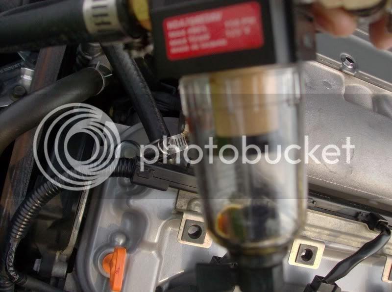 DIY Oil Catch-Can for PCV system | Honda Pilot - Honda Pilot Forums