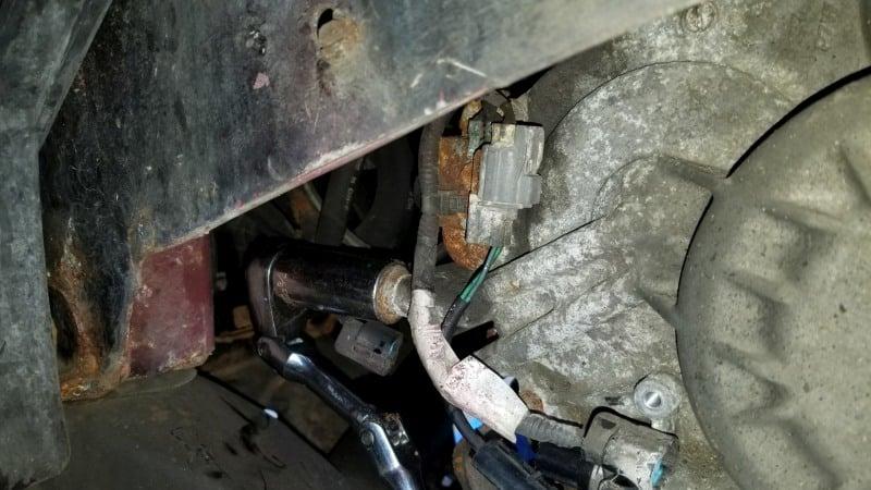 DIY: Replacing Transmission Pressure Switches | Honda Pilot - Honda