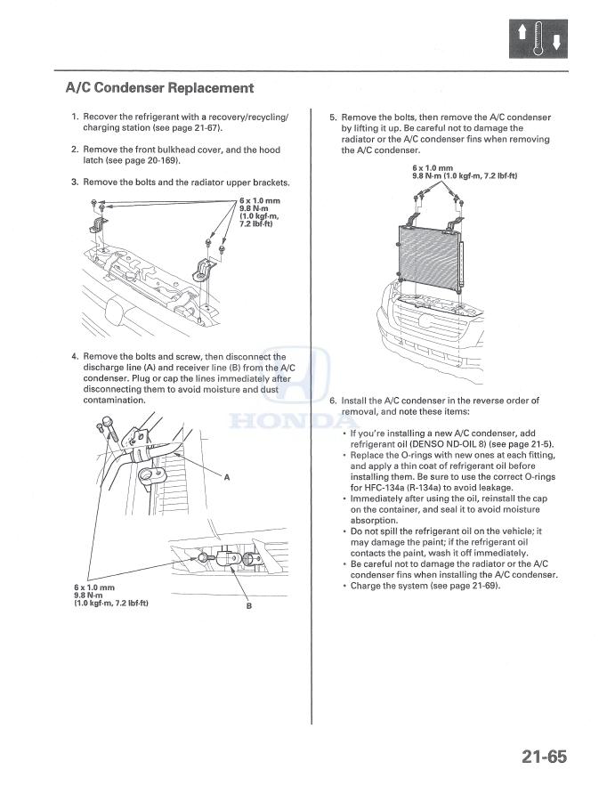 A/C compressor kicks on and off every 10-15 seconds | Honda