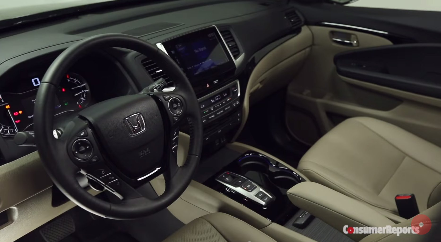 Tan Interior Color Option?   Honda Pilot - Honda Pilot Forums